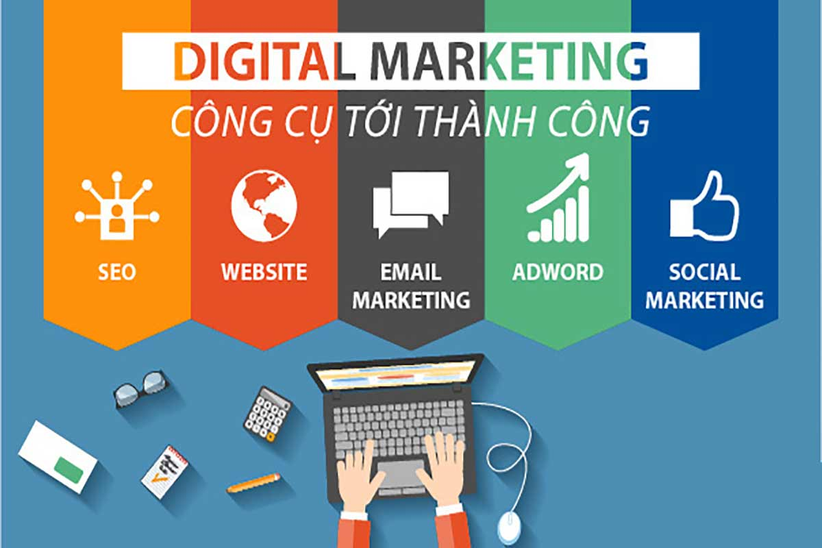 Digital Marketing là gì và vì sao doanh nghiệp nên đầu tư? hình ảnh 2