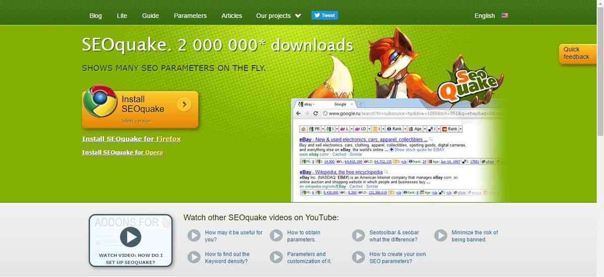 20 Phần mềm SEO web lên top Google bạn nên lưu ngay! hình ảnh 3