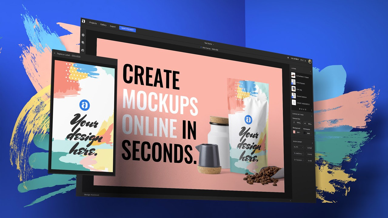 Mockup Design hình ảnh 3