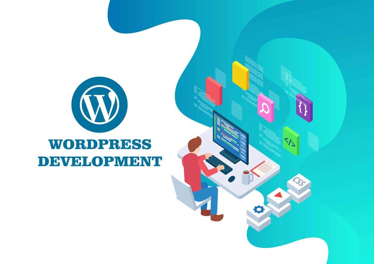 WordPress Development hình ảnh 2