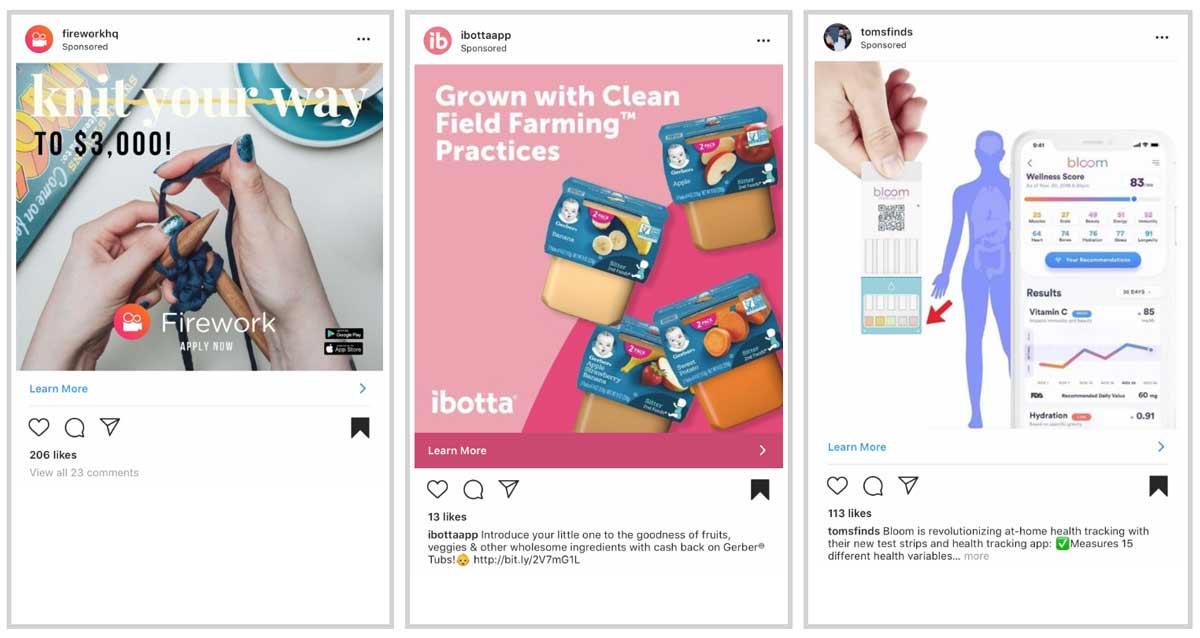 Instagram Ads hình ảnh 3