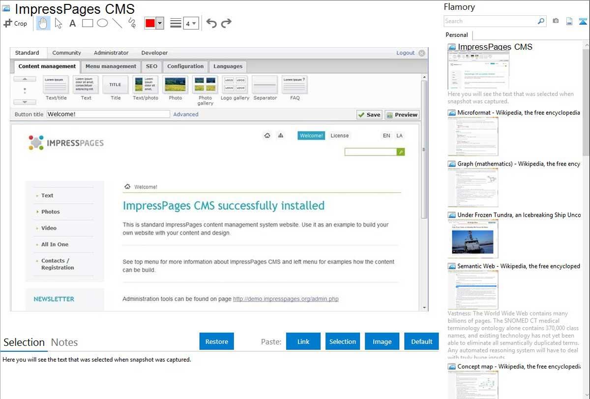 CMS là gì? 13 Loại hình CMS tốt nhất dành cho doanh nghiệp hình ảnh 13
