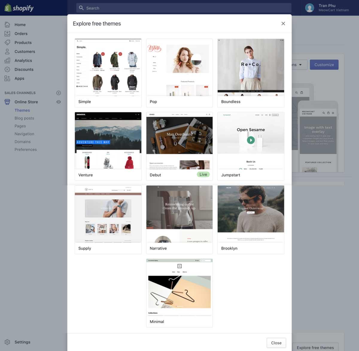 """Shopify là gì? 7 Yếu tố """"chiếm lĩnh"""" thị trường với Shopify hình ảnh 9"""