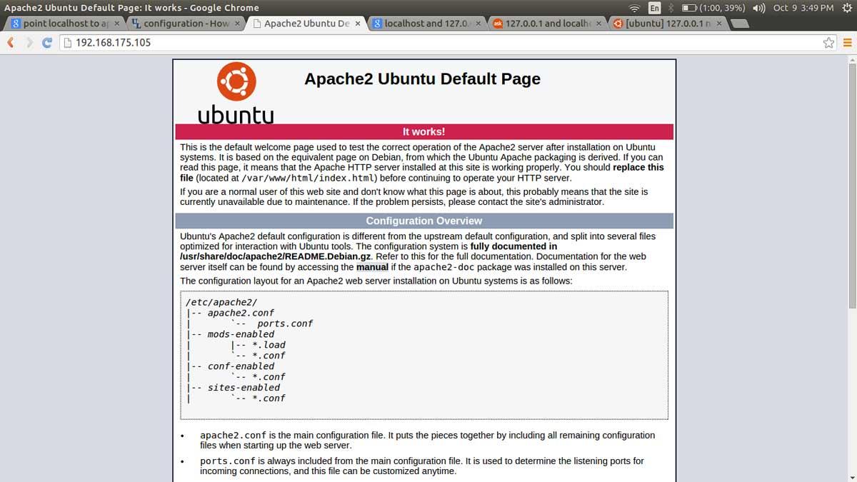 Localhost là gì? 3 Cách tạo Localhost với XAMPP, WampServer và AppServ hình ảnh 5