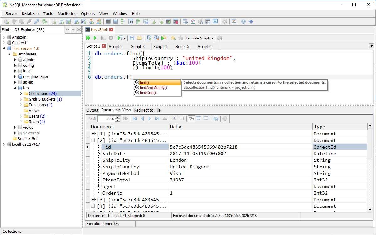 MongoDB là gì? 9 Phần mềm quản trị Mongodb nên sử dụng hình ảnh 7