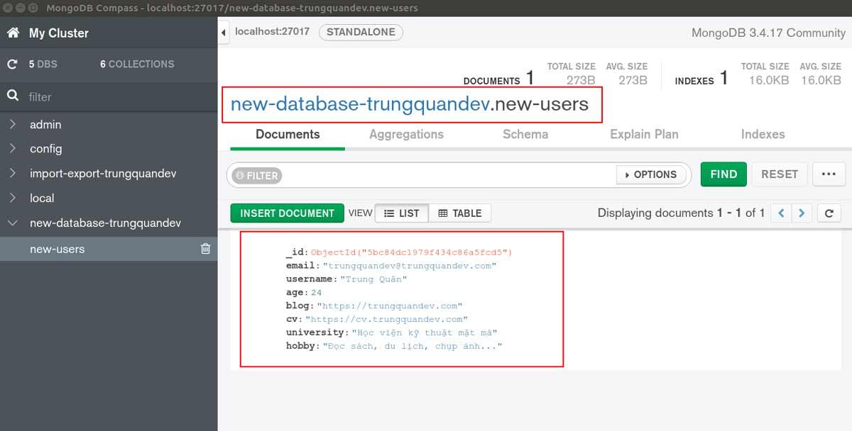 MongoDB là gì? 9 Phần mềm quản trị Mongodb nên sử dụng hình ảnh 2