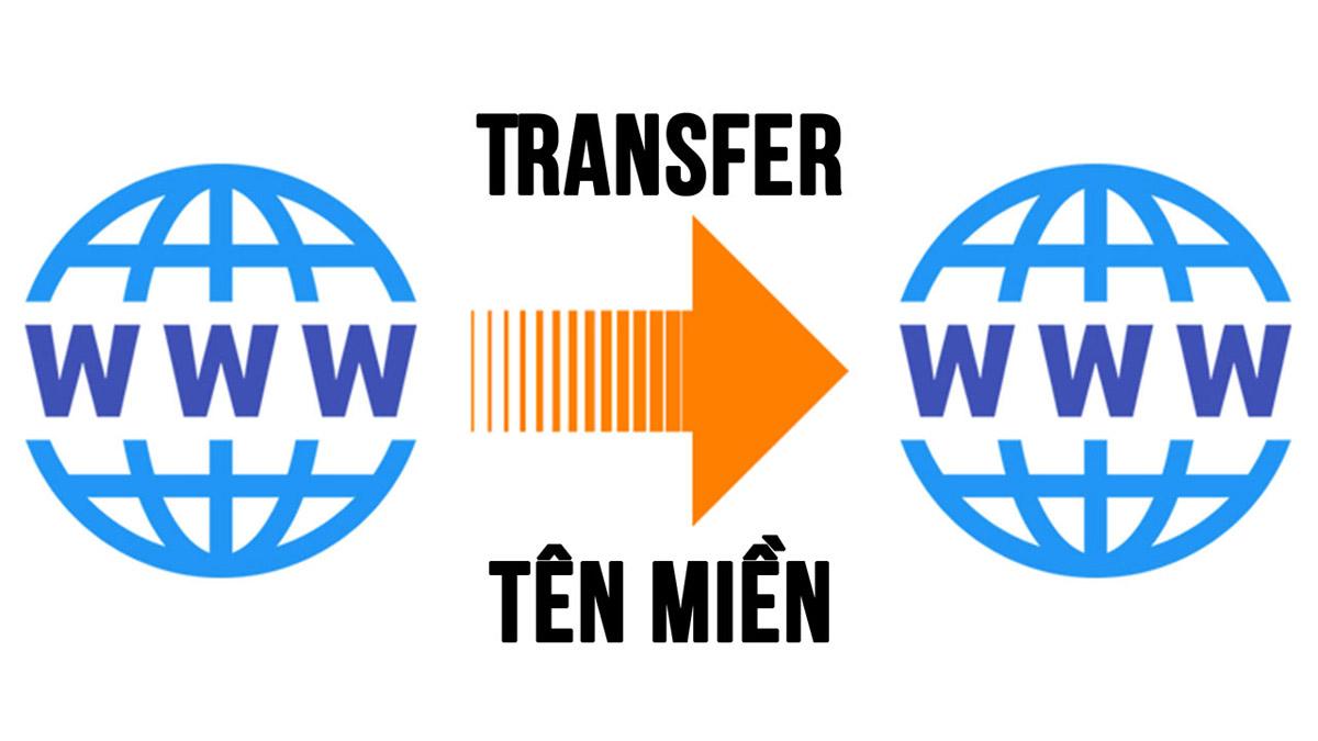 Transfer tên miền là gì
