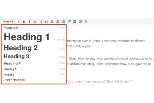 Subheading là gì? Tầm quan trọng của Subheading trong SEO hình ảnh 2