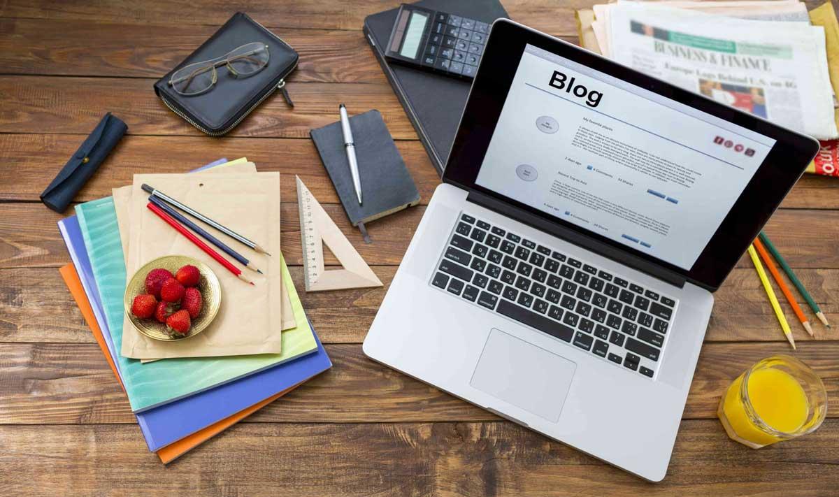 Blog là gì? Định nghĩa, Cấu trúc, Blogging và Blogger! hình ảnh 2